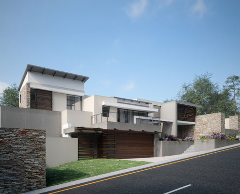 SL Architects Dagada Resedential Development