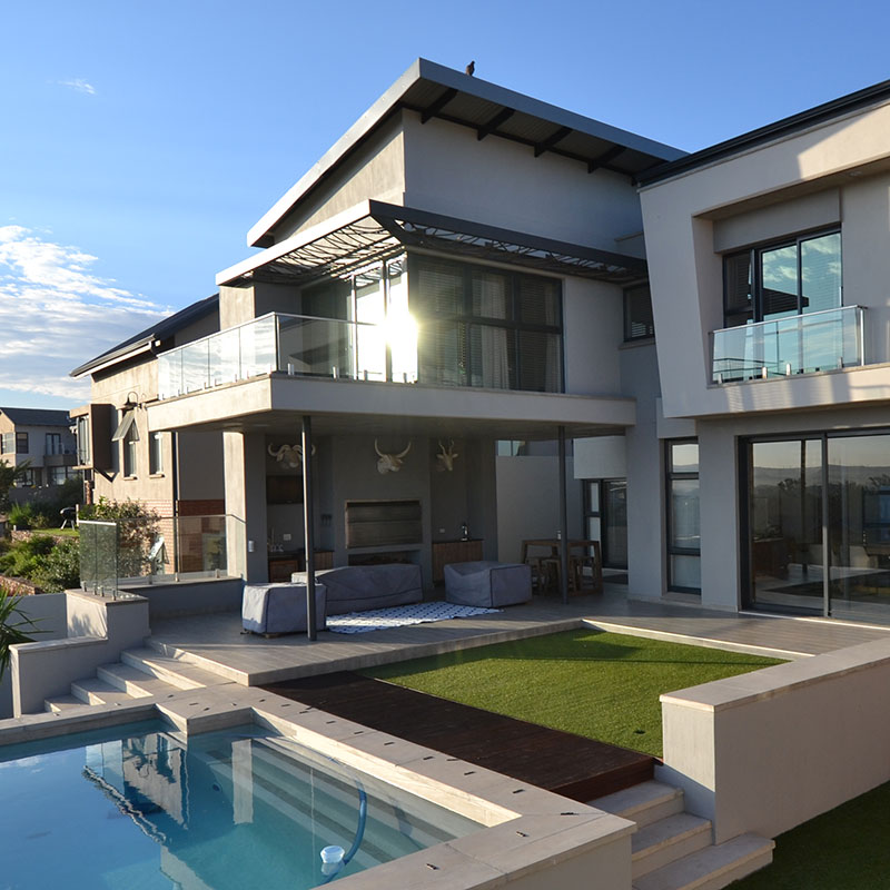 Modern Residential Architecture by SL Architects Pretoria