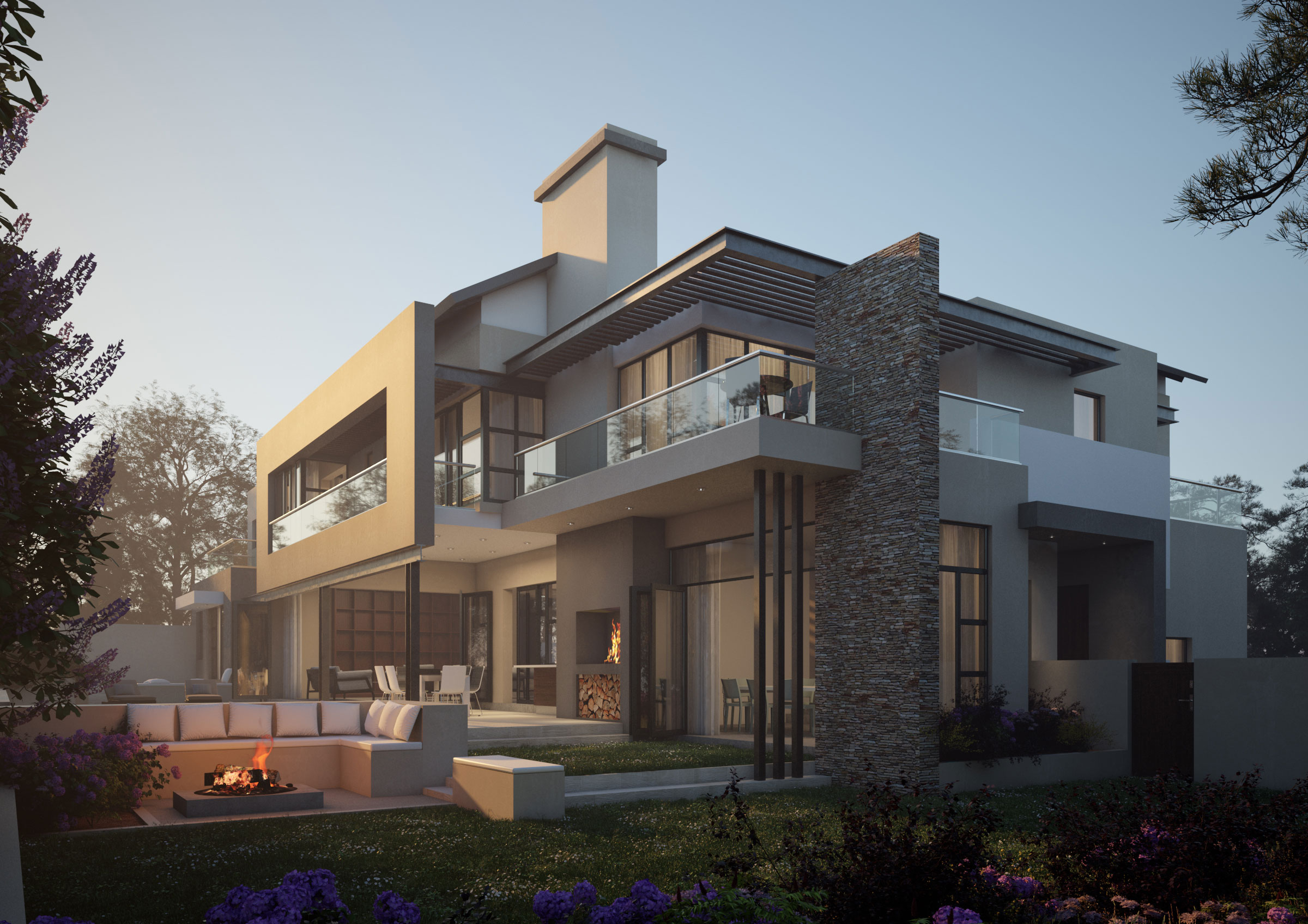 Residential Architecture by SL Architects Pretoria