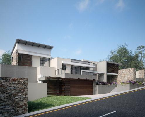 SL Architects Dagada Resedential Development