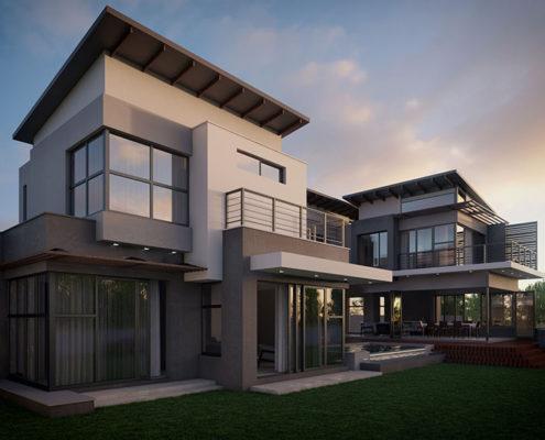 Stone Residence - SL Architects
